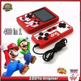 Gameboy console Game retro 400 in 1 × stick 2 player