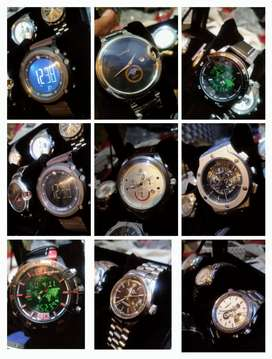 Grand Carera and other branded watches