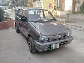Suzuki Mehran VXR Bank installment