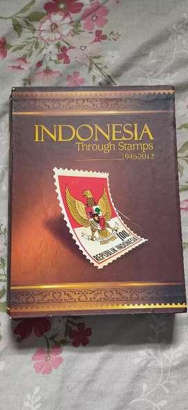 Indonesia Through The Stamp Filateli