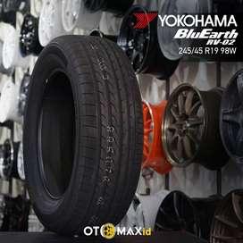 Ban Mobil Yokohama BluEarth (RV-02) 245/45 R19 98W JAPAN