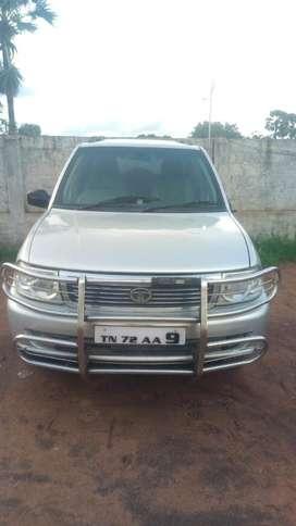 Tata Safari 4x2 GX DICOR 2.2 VTT, 2006, Diesel
