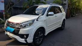 Dijual RUSH TRD ultimo manual 2017