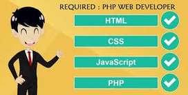 Urgent Recuriment for Web Developer
