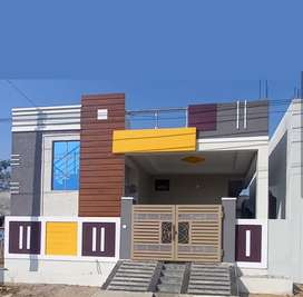 New independent house for sale  badangpet (vill)