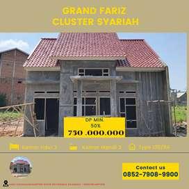 Rumah Dijual Khusus Konsumen Terpilih