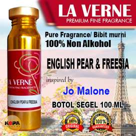 Kopa Parfume - Jual Bibit Parfum Murni La Verne English Pear & Fresia