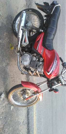 China deluxe 125 cc 60000