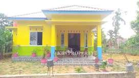 Dijual Rumah Type 130/979 Lokasi KM 17 Arah Uban - Bintan