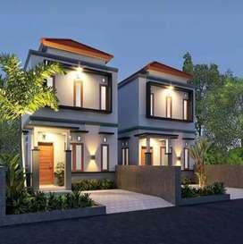 Rumah minimalis ( DP 10% ) Lantai 2 di Denpasar