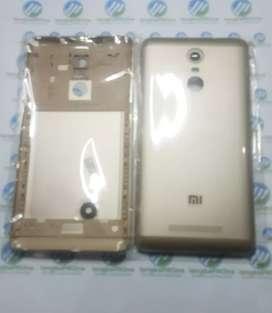 Backdoor Tutup Belakang Xiaomi Redmi Note 3 Gold