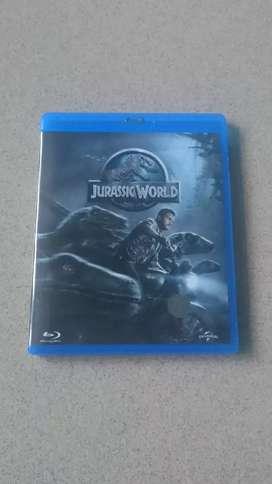 Bluray Jurassic World.
