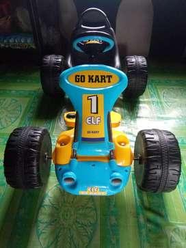 Mobil Mobilan anak Aki, Go Kart