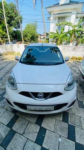 Nissan Micra 2017 Petrol 49000 Km Driven