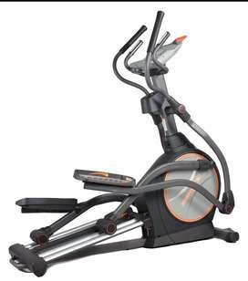 Crosstrainer nd spin bike