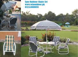 Upvc All Weather Outdoor Furniture