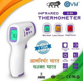 Infrared Thermometer Mrp 3999/- offer price 2500/-