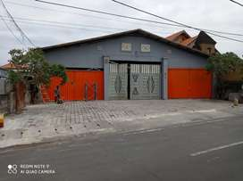 GUDANG di Jl Bypass Ida bagus Mantra Ketewel