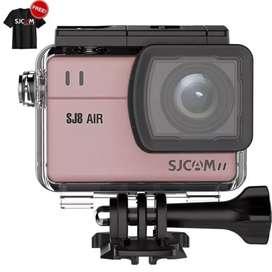 SJCAM SJ8 Air Touchscreen Wifi ActionCam Baru/Original