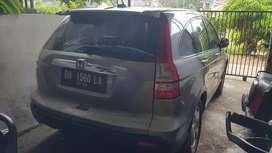 Honda Crv 2007 A/t 2.0