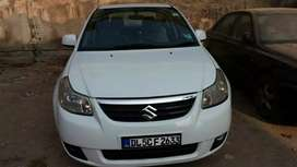 SX4 in very good condition