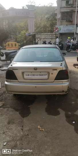 Honda city 2001 model passing done till 2022 in good condition