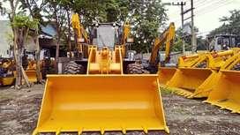 Wheel Loader Lonking 1.7 Kubik Kualitas Istimewah Area Bengkulu