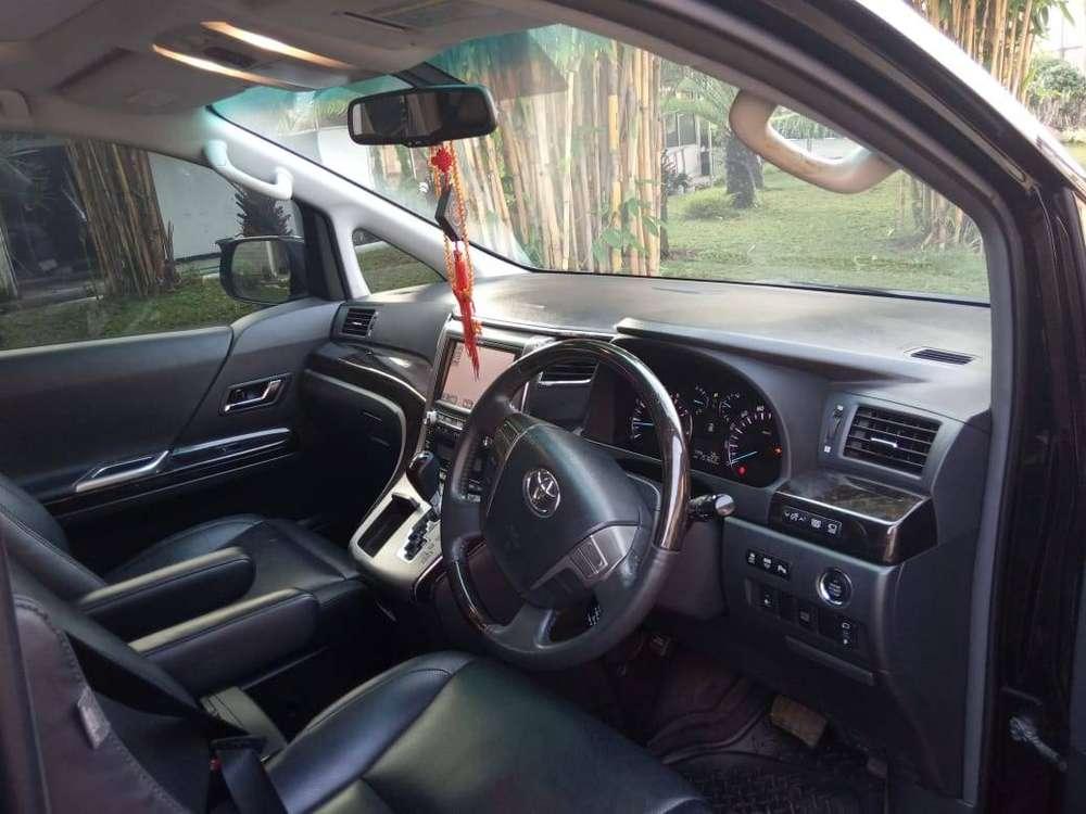 Toyota Alphard 2.4G Ciomas 465 Juta #10