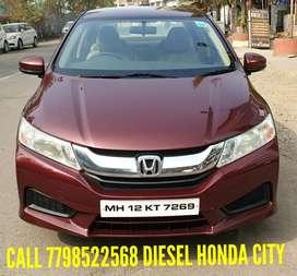 Honda City V Diesel, 2014, Diesel