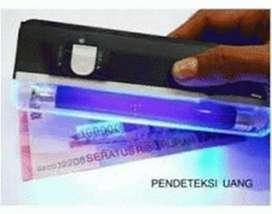 Money detector Uang palsu - alat deteksi uang palsu
