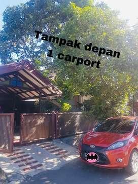 Sewa Rumah Malang Sulfat Purwantoro, Murah Nyaman Baru Renovasi
