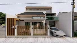 Desain Rumah Kediri
