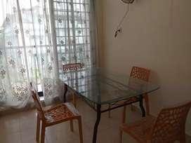 Furnished Apratment for rent at Elamkulam metro station near