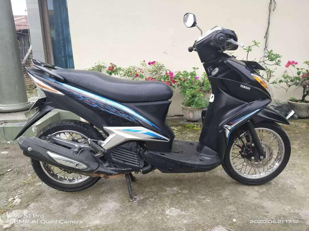 Yamaha Xeon 125 cc 2011 ss lengkap