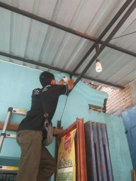 CCTV Komplit Pemasangan