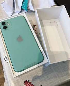 Iphone 11 128 GB available