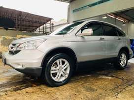 Honda CRV 2.4 Silver 2012 km50rb antik!!