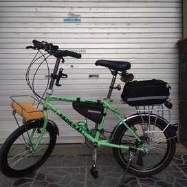 Sepeda rakitan federal 20