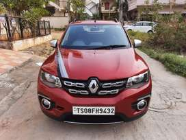 Renault KWID RXT Optional, 2017, Petrol