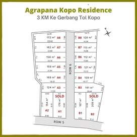 12x Cicil; Tanah Area Perum Taman Kopo Indah, Fasum Lengkap