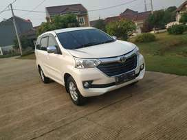 Toyota Avanza G AT Matic Putih 2015 All New Grand Good Condition