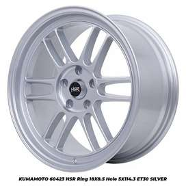 Velg mobil ring 17 Enkei RPF-01 Inova Rush Terios x-over kredit 0% dll