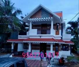 Good quality Villa in Kannanur Town
