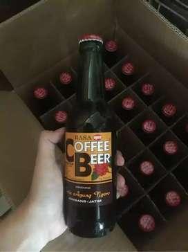 Coffee beer 100% Halal