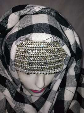 Fancy Hijab cap | under hijab cap