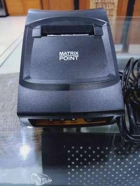 Printer kasir Matrix TM - P58ii dijual cepat
