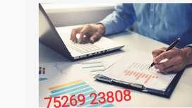 Home based online form filling job..