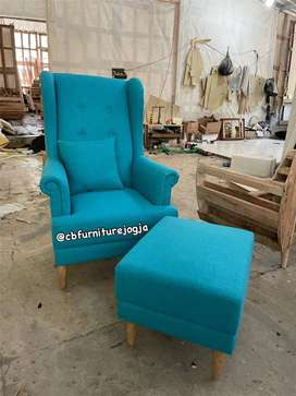 READY model sofa wingchairs