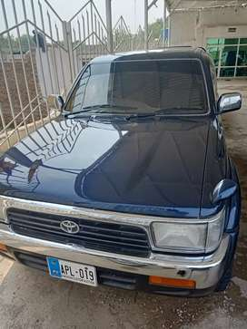 Toyota surf in awesome  condition