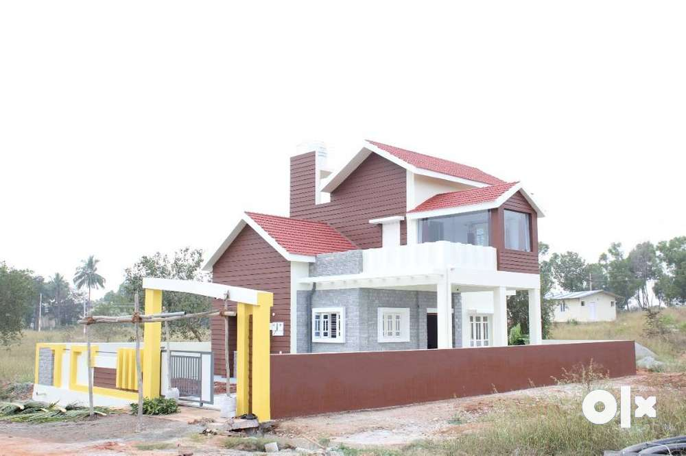 fully developed layout hunsur road mysore